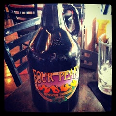 Photo taken at Four Peaks Grill & Tap by Sammy C. on 10/11/2012