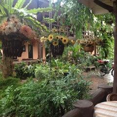 Photo taken at พธู รีสอร์ท (Pathu Resort) by Mackiez on 4/15/2013