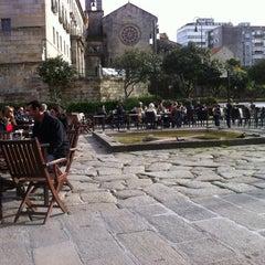 Photo taken at Café - Bar Carabela by Luis M. B. on 11/30/2013