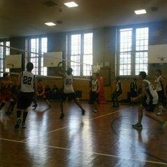 Photo taken at Seward Park High School Gym by Jennifer Y. on 5/5/2013