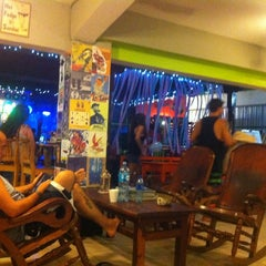 Photo taken at Hostel Pachamama by Jeanette S. on 4/7/2013