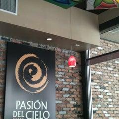 Photo taken at Pasión del Cielo by Christina M. on 11/22/2012
