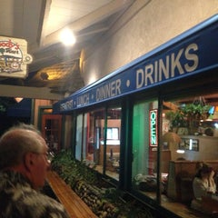 Photo taken at Woody's Diner by Christina M. on 11/6/2014