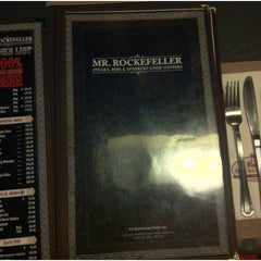 Photo taken at Mr. Rockefeller by Mitzi E. on 2/17/2015