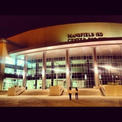 Photo taken at Mansfield ISD Center for the Performing Arts by Stacey G. on 12/7/2012