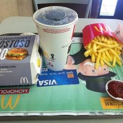 Photo taken at McDonald's by Murílio G. on 5/8/2013