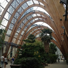 Photo taken at Winter Gardens by William N. on 7/18/2013