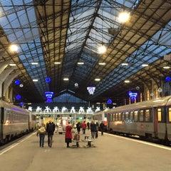 Photo taken at Gare SNCF de Paris Austerlitz by Franck B. on 1/14/2015