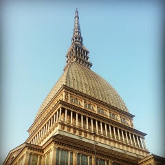 Photo taken at Mole Antonelliana by Ekaterina V. on 7/15/2013