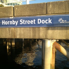 Photo taken at Aquabus Hornby St. Dock by Gregory M. on 9/13/2013