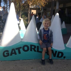 Photo taken at Gatorland by Stacey B. on 12/31/2012