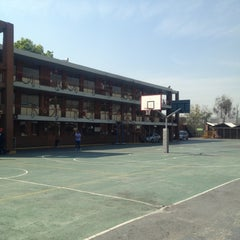 Photo taken at Instituto Inglés Mexicano by Oscar M. on 12/8/2012
