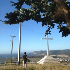 Photo taken at Cerro de la Cruz by Daniela C. on 2/3/2013