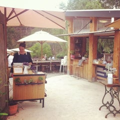 Photo taken at The Farm Cafe by Francesca T. on 4/1/2013