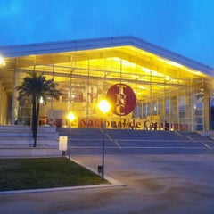 Photo taken at Teatre Nacional de Catalunya by Helena C. on 3/23/2013