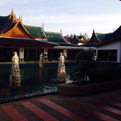 Photo taken at Amandara Island Resort Phang Nga by Alexandra💀💀💀 B. on 1/14/2014