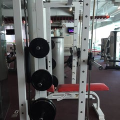 Photo taken at One Fitness by Apple A. on 5/7/2015