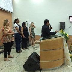 Photo taken at Terceira Igreja Batista em Gramacho by Joao P. on 10/20/2014