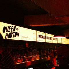 Photo taken at Queen of Hoxton by Robert D. on 10/24/2012