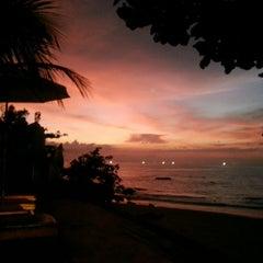 Photo taken at Baan Krating Khao Lak Resort Phang Nga by Karina K. on 4/13/2013