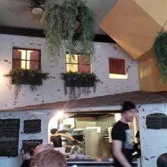Photo taken at Salvatore's Pizzaiolo Trattoria by Jeff B. on 5/3/2014