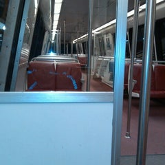 Photo taken at Greenbelt Metro Station by Daishawn G. on 1/24/2013