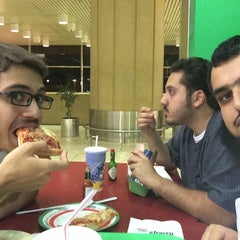 Photo taken at Sbarro by Ismail A. on 3/22/2014