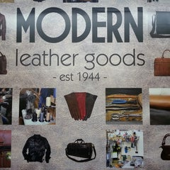 Photo taken at Modern Leather Goods & Repair by Bacilio M. on 10/7/2013