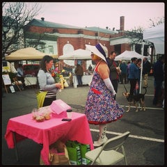 Photo taken at Hudson Farmers Market by Greg O. on 5/3/2014
