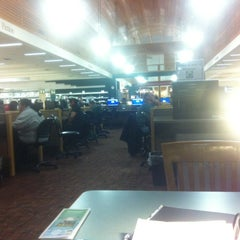 Photo taken at KCLS Shoreline Library by Ageel A. on 11/8/2013