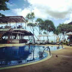 Photo taken at Patong Bay Garden Resort by Zulie T. on 11/22/2012