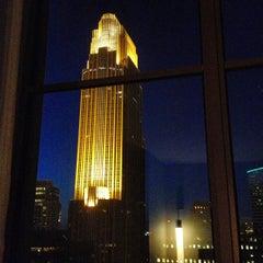 Photo taken at W Minneapolis - The Foshay by Jane S. on 5/12/2013