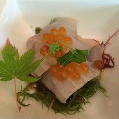 Photo taken at Okoze Sushi by Lee S. on 8/22/2014