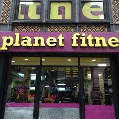 Photo taken at Planet Fitness by CJ S. on 2/20/2013