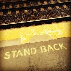 Photo taken at MBTA Commuter Rail South Attleboro by Adam H. on 5/9/2014