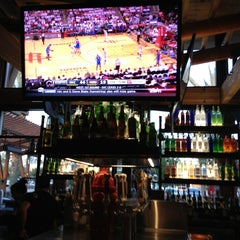 Photo taken at Lazy Dog Restaurant & Bar by Michael K. on 4/28/2013