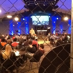 Photo taken at Calvary Temple Christian Center by Nicholas B. on 1/17/2013