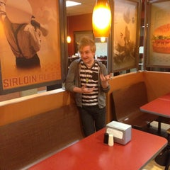 Photo taken at Jack in the Box by Mitchell P. on 10/9/2012