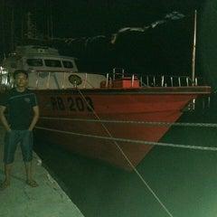 Photo taken at PT Pertamina (PERSERO) RU II Dumai by UD!N K. on 10/28/2013