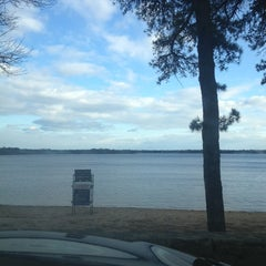 Photo taken at Lake Wequaquet by Aviathrym on 3/14/2013