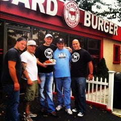 Photo taken at Standard Burger by Joe C. on 10/6/2012