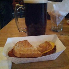Photo taken at Fassler Hall by Brian W. on 4/3/2013