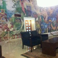 Photo taken at Hotel Quality Inn Cencali by Cintia C. on 1/28/2013