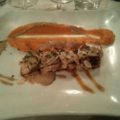 Photo taken at Restaurant Pierre by Antoine M. on 11/18/2013