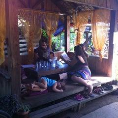 Photo taken at Baan Thai by Louis F. on 11/25/2012