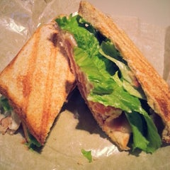 Photo taken at The Sandwich Guy by Mike C. on 1/30/2013