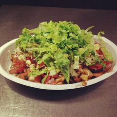 Photo taken at Chipotle Mexican Grill by Donovan S. on 2/1/2013