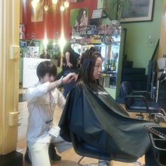 Photo taken at Addy for Hair by Melissa Joven on 11/7/2012