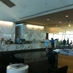 Photo taken at Qantas Club by Anita C. on 12/8/2012