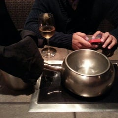 Photo taken at The Melting Pot by Cody N. on 2/1/2013